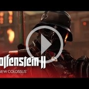 Un nuevo tráiler de Wolfenstein II: The New Colossus