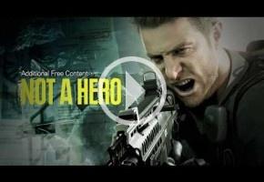 Gameplay de <i>Not a Hero</i>, el DLC gratuito de Resident Evil 7
