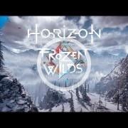Un vistazo a los entornos de The Frozen Wilds, la expansión de Horizon: Zero Dawn