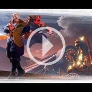 Zeku es el luchador que completa la segunda temporada de Street Fighter V
