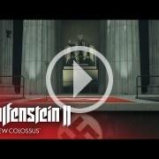 El tráiler de lanzamiento de Wolfenstein II: The New Colossus tiene invitado estrella