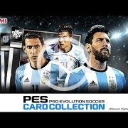 Konami lanza PES Card Collection para móviles