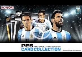 Konami lanza PES Card Collection para móviles