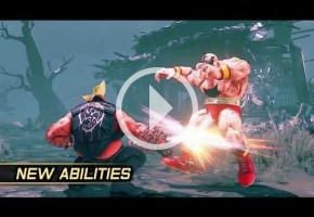 Street Fighter V: Arcade Edition muestra sus nuevos movimientos en este tráiler