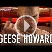 Geese Howard llegará a Tekken 7 mañana