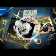 Darksiders II es el título destacado para PlayStation Plus en diciembre
