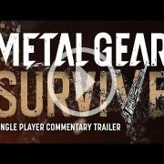 Metal Gear Survive muestra su modo campaña y anuncia beta para enero