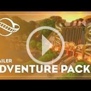 La nueva expansión de Planet Coaster explora el tema de la aventura clásica