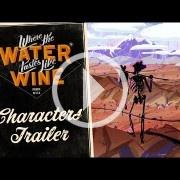 Where The Water Tastes Like Wine presume de Sting en su nuevo tráiler