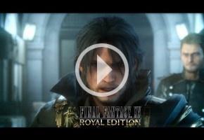 Anunciadas la Royal Edition y la Windows Edition de Final Fantasy XV