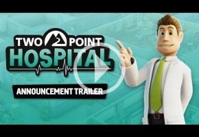 SEGA anuncia Two Point Hospital, el sucesor espiritual de Theme Hospital