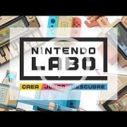 Nintendo anuncia Nintendo Labo, juguetes de cartón para Switch