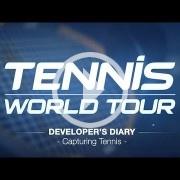 El diario de desarrollo de Tennis World Tour muestra gameplay por primera vez