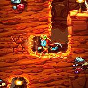 El port para 3DS de SteamWorld Dig 2 se publica el 22 de febrero