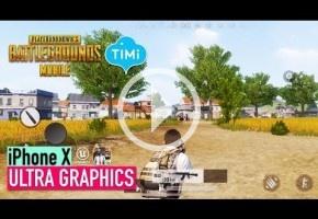 Así se ven los dos PlayerUnknown's Battlegrounds chinos para móviles