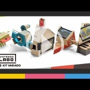 Nintendo lanza tres nuevos vídeos detallando cómo será Labo