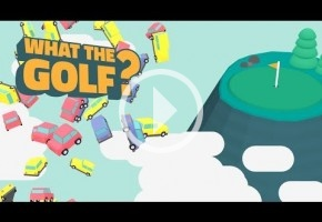 Sigue la fiebre del golf con What the Golf?