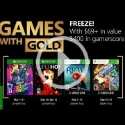 Superhot, entre los Juegos con Gold del mes de marzo