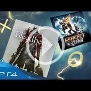 Bloodborne y Ratchet & Clank son los juegos de PlayStation Plus en marzo