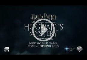 Harry Potter: Hogwarts Mystery presenta un nuevo tráiler