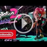 Nintendo anuncia Octo Expansion, el primer DLC de pago de Splatoon 2