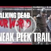 The Walking Dead: Our World es el Pokémon Go de los zombis