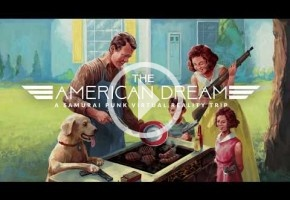 Ya está disponible The American Dream, una sátira contra la cultura de las armas