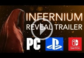 Infernium, lo nuevo de Carlos Coronado, es un juego de terror