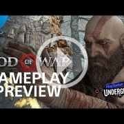 Sony muestra 15 minutos de gameplay de God of War