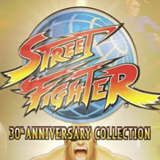 Street Fighter 30th Anniversary Collection se publicará el 29 de mayo
