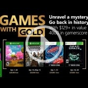 The Witness y Assassin's Creed Syndicate, entre los Juegos con Gold de abril
