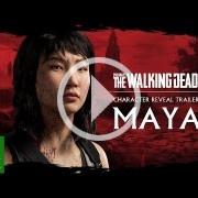 El nuevo tráiler de Overkill's The Walking Dead nos presenta a Maya