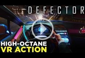 Defector es lo nuevo de Twisted Pixel para la realidad virtual, y huele a James Bond