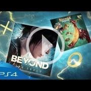 Beyond: Dos Almas y Rayman Legends son los juegos del Plus en mayo