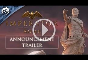 Imperator: Rome es lo nuevo de Paradox