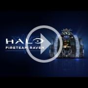 Halo: Fireteam Raven es una espectacular recreativa ambientada en el universo de 343 Industries