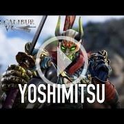 Yoshimitsu se apunta a Soulcalibur VI