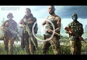 Battlefield V saldrá el 19 de octubre