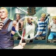 Cody llega a Street Fighter V: Arcade Edition