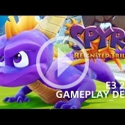 E3 2018: Spyro Reignited Trilogy respeta gran parte del gameplay original