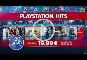 Sony lanza PlayStation Hits, su sello de clásicos de PS4 a bajo precio, en físico y digital