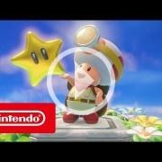 Disponible la demo de Captain Toad: Treasure Tracker para Switch y 3DS