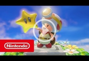 Disponible la demo de Captain Toad: Treasure Tracker para Switch y 3DS