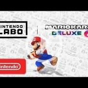 Mario Kart 8 Deluxe ya es compatible con Labo