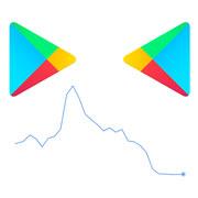Google modifica el algoritmo de su Play Store y hunde las cifras de cientos de juegos independientes