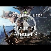 Monster Hunter: World llega al PC el 9 de agosto