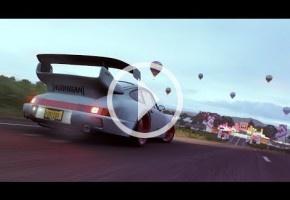Una hora de Forza Horizon 4 desde Playground Games