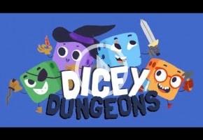 Dicey Dungeons, el nuevo roguelike de Terry Cavanagh, ya tiene trailer