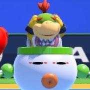 Bowsy será menos poderoso en Bowsy Tennis Aces a partir de mañana