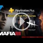 Los juegos de PlayStation Plus de agosto incluyen Mafia III y Dead by Deadlight